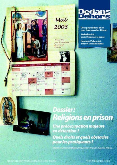 Religions en prison