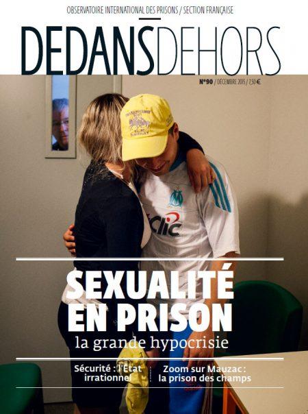 Sexualité en prison, la grande hypocrisie