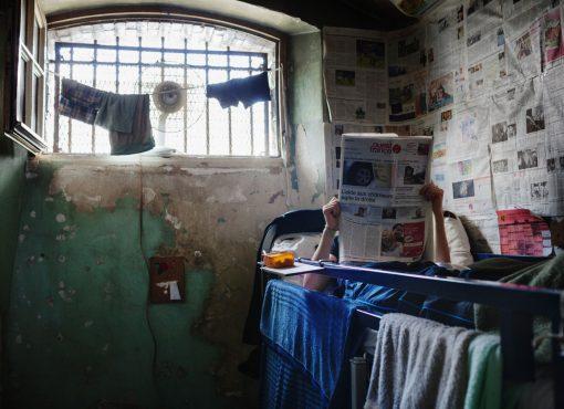 Livre blanc sur la pénitentiaire : la grande mascarade