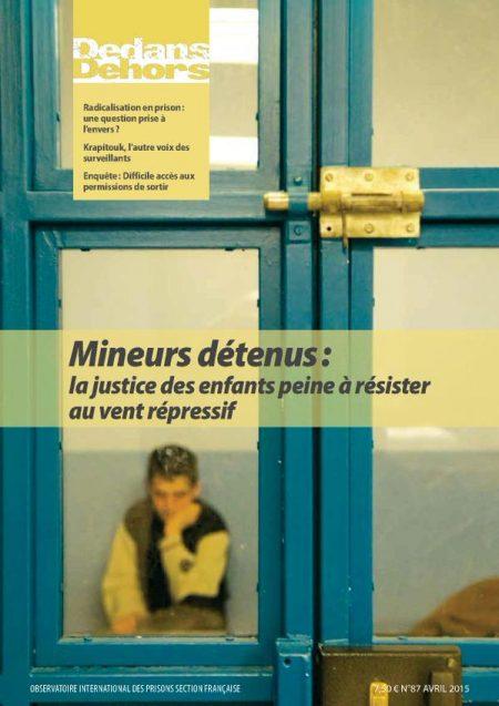 Mineurs détenus : la justice des enfants peine à résister au vent répressif