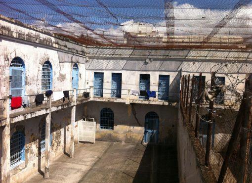 Alain, ex-détenu de la maison d'arrêt de Basse-Terre : Neuf mois dans la prison la plus délabrée de France