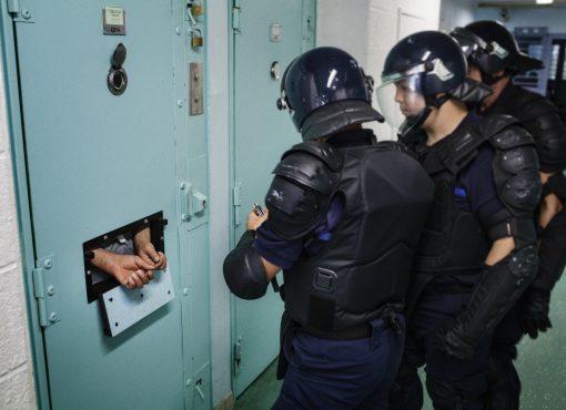 Blocage des prisons : l'illusion sécuritaire l'emporte