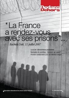 La France a rendez-vous avec ses prisons