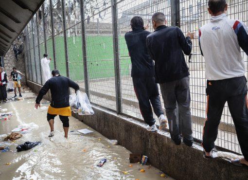 Le quinquennat Hollande vu des prisons