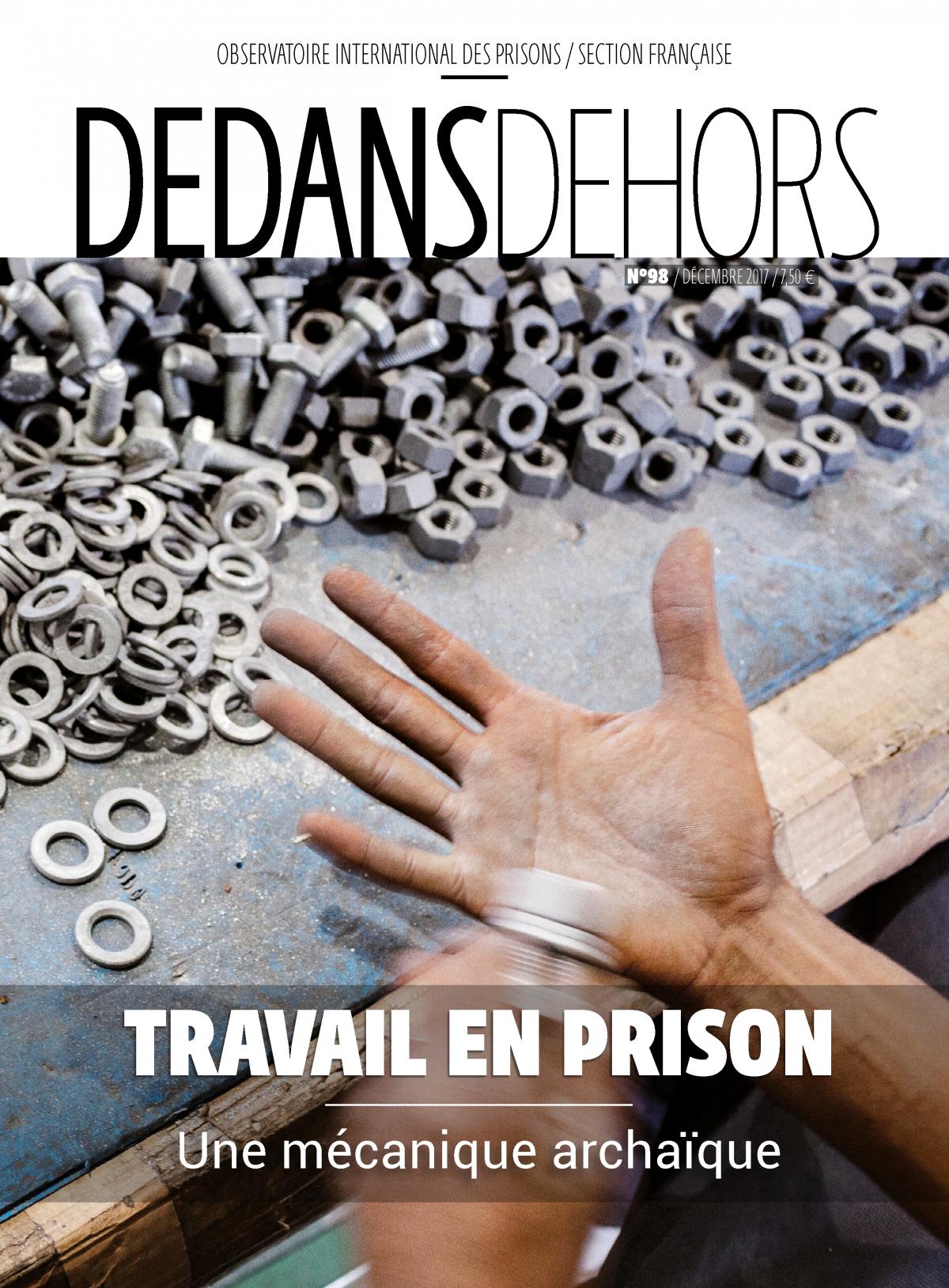Travail en prison : une mécanique archaïque