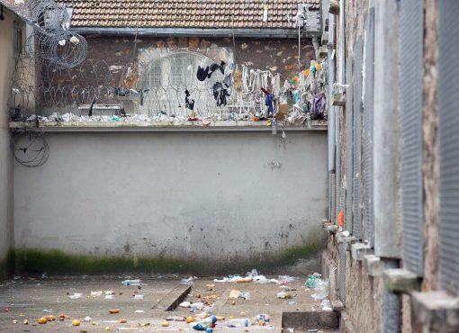 Le droit pour abattre des murs