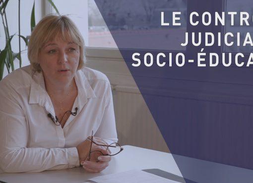 Le contrôle judiciaire socio-éducatif