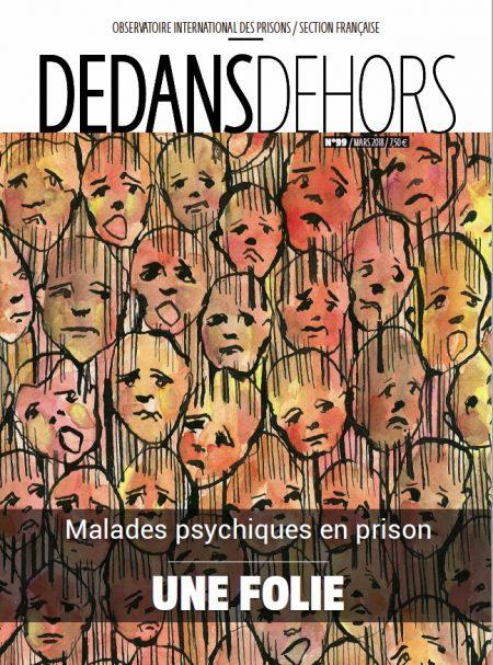 Malades psychiques en prison : une folie