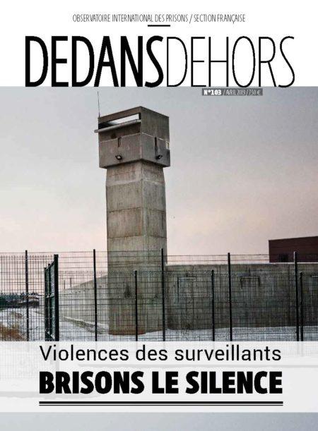 Violences des surveillants : brisons le silence