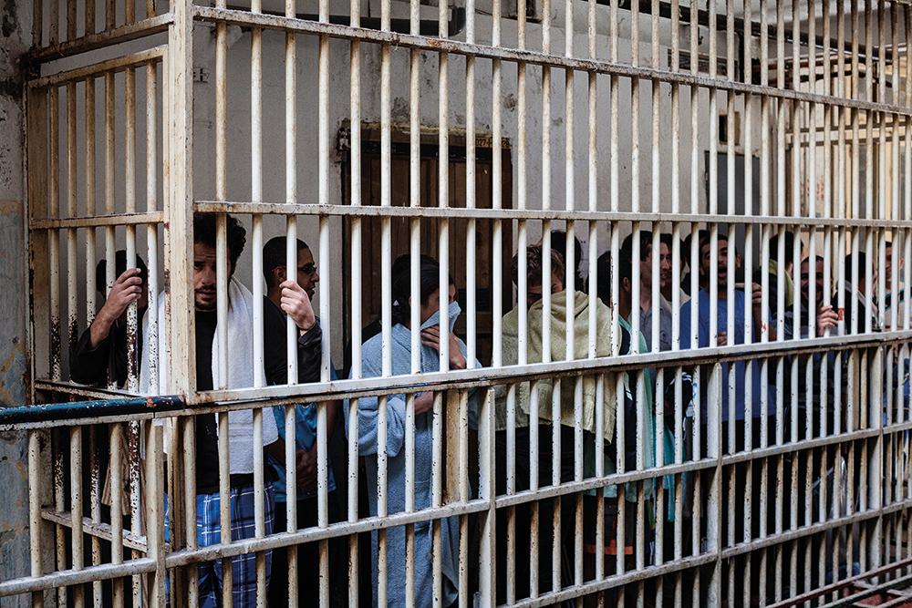 La prison à l'épreuve du coronavirus