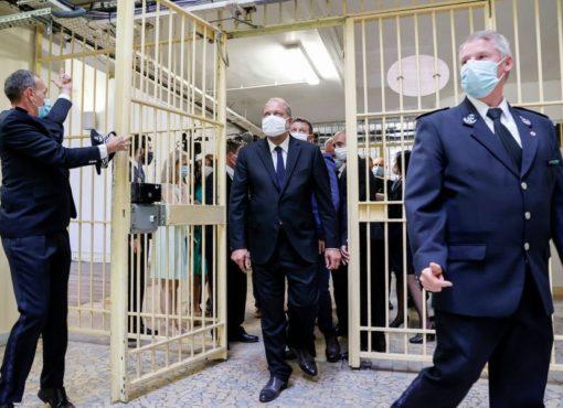 Prisons : un immense défi pour Éric Dupond-Moretti