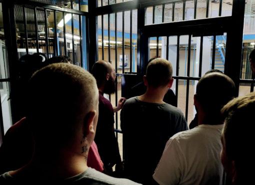 Deuxième vague de Covid-19 en prison : l'urgence de la décroissance