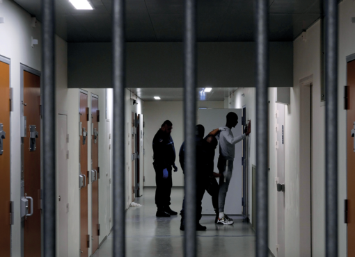 Itinéraire carcéral d'un « terro »