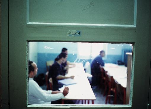 Étudier en prison : « Il faut une grande motivation, de l'autodiscipline et beaucoup de soutien pour y arriver »